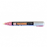 Metallic Pink Zig Posterman Wet Wipe Chalk Marker